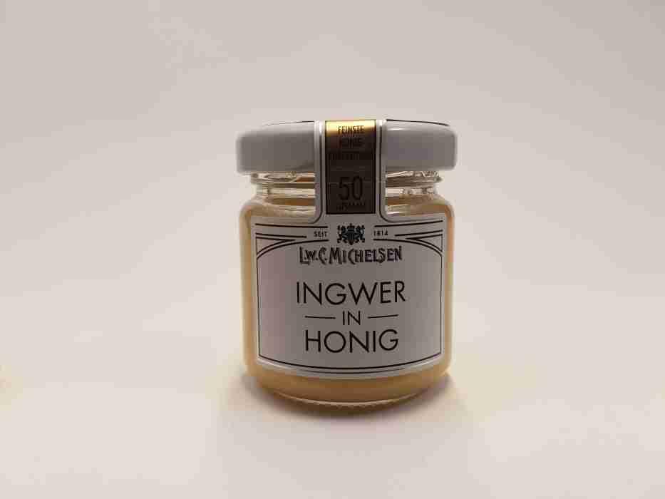 Ingwer in Klee & Wiesenhonig