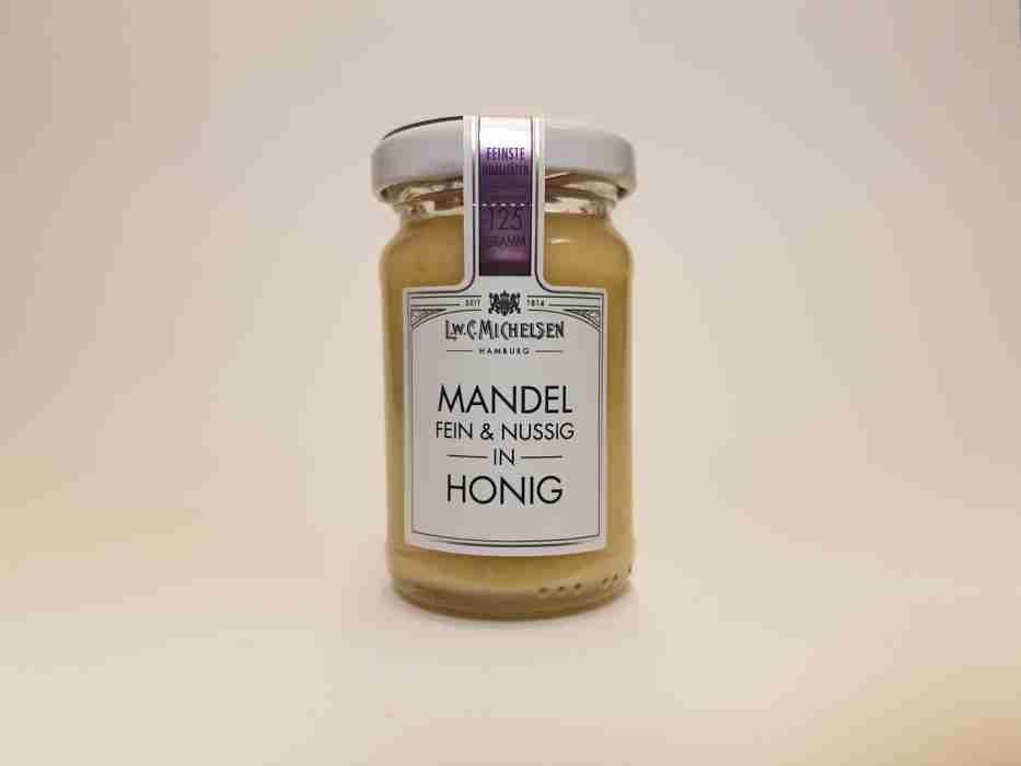 Mandel in Klee & Wiesenhonig
