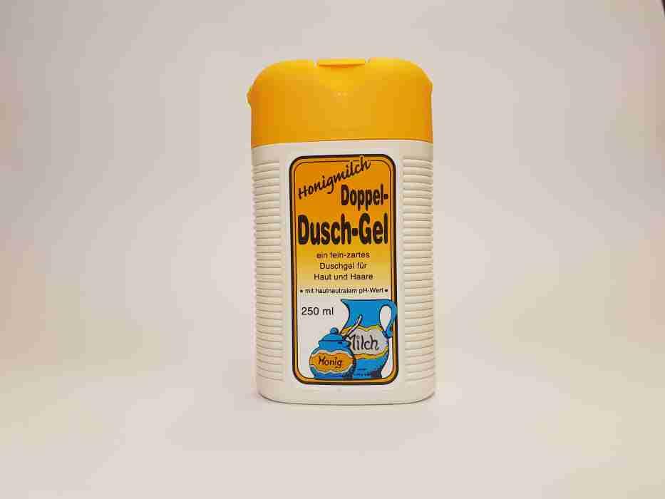 Honig-Milch-Doppel Duschgel