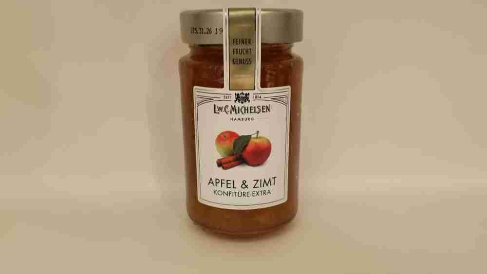 Apfel & Zimt Konfitüre