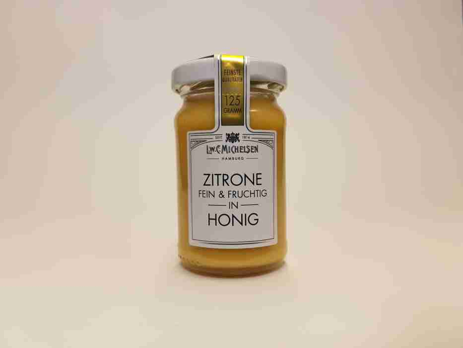 Zitrone in Klee & Wiesenhonig