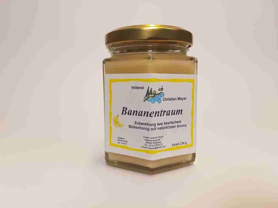 Bananentraum