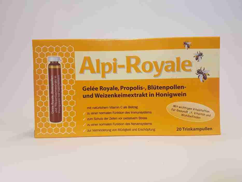 Alpi Gelee Royale m. Alk.