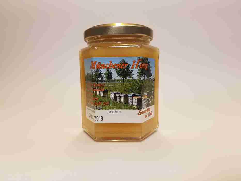 Münchner Honig Sommerbl/Linde