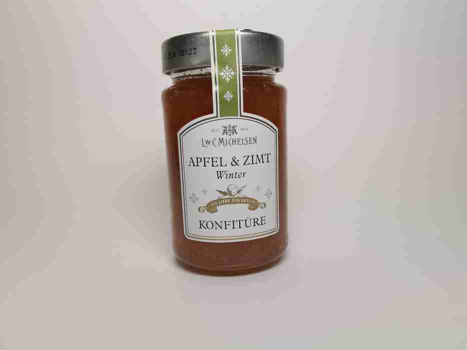 Winter Apfel-Zimtkonfitüre