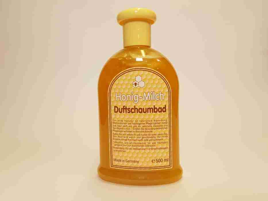 Honig Milch Duftschaumbad