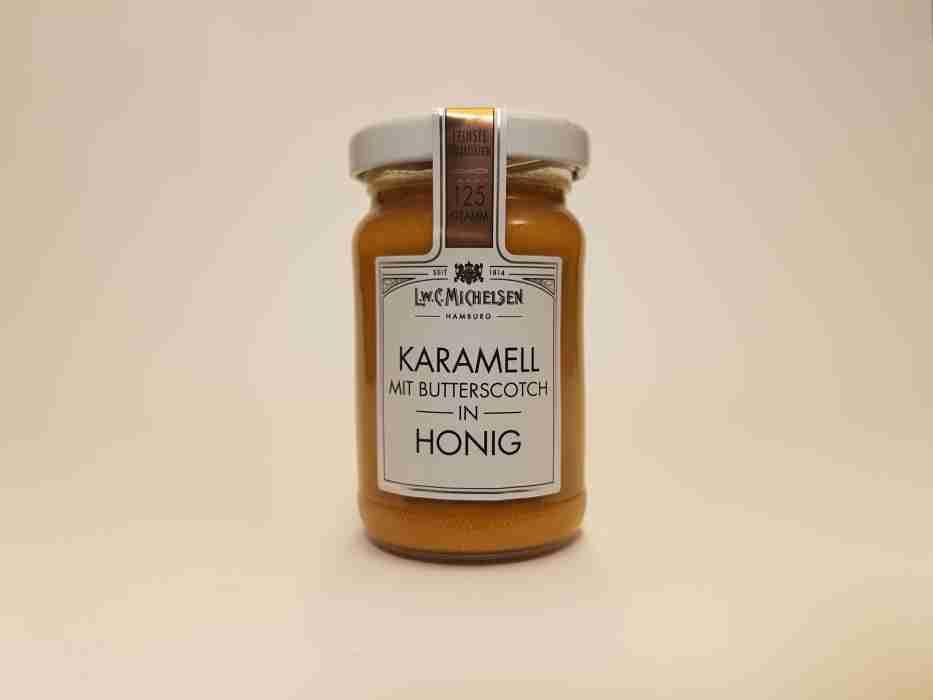 Karamel mit Klee & Wiesenhonig
