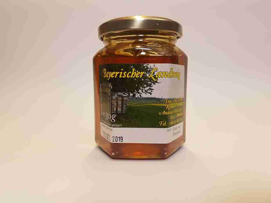 Münchner Honig Wald und Blüte