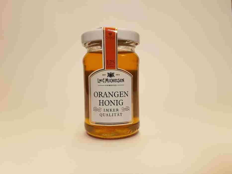 Orangenhonig