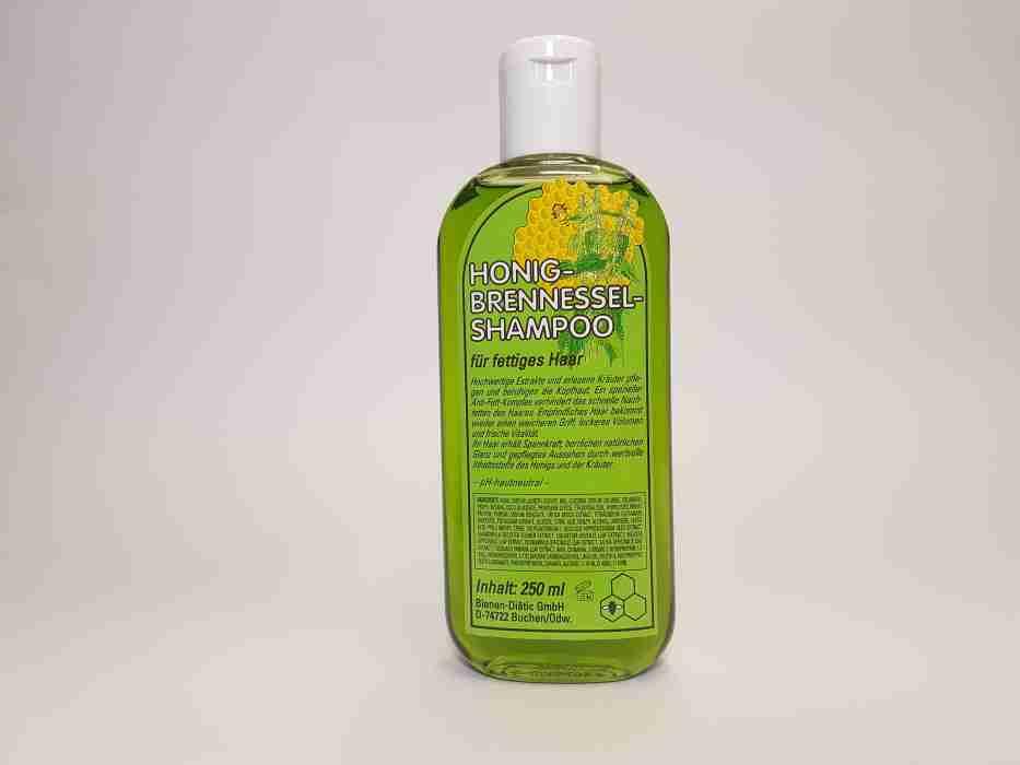 Honig - Brennnessel- Shampoo