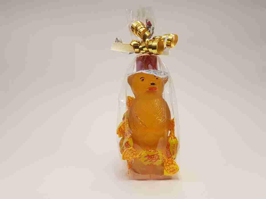 Honig-Bär mit Bonbon