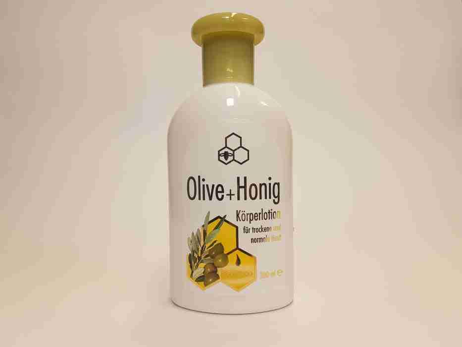 Olive Honig Körperlotion