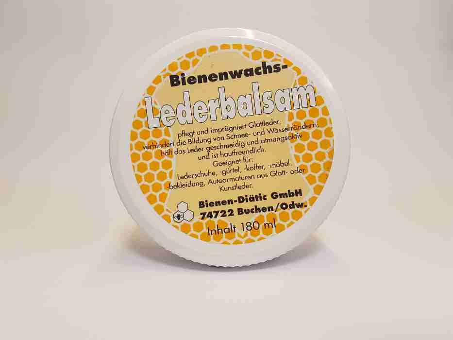 Bienenwachs Lederbalsam