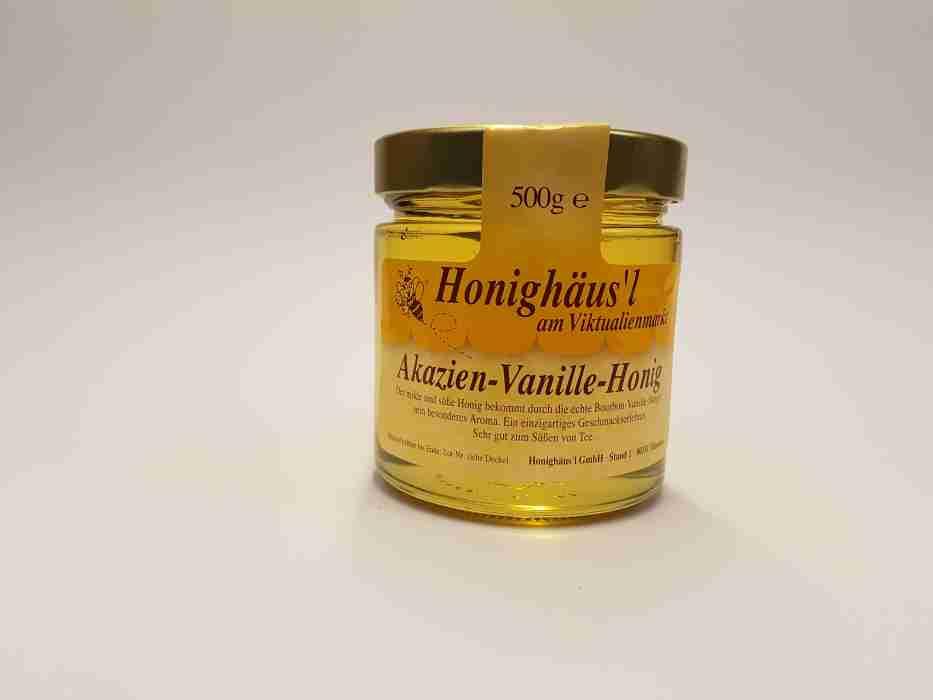Honighäus´l Akazie mit Vanille