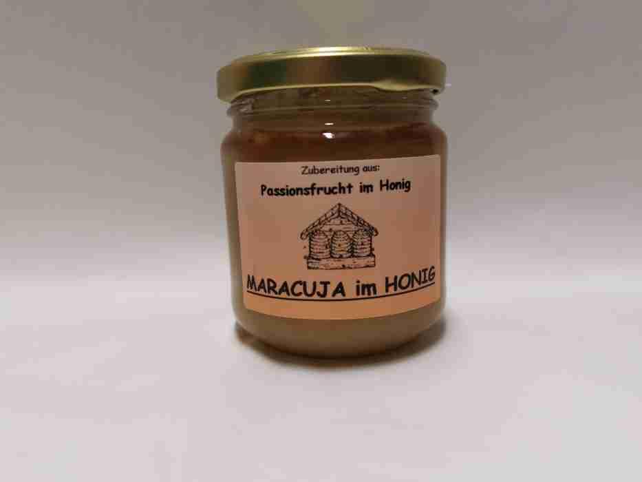Maracuja im Honig