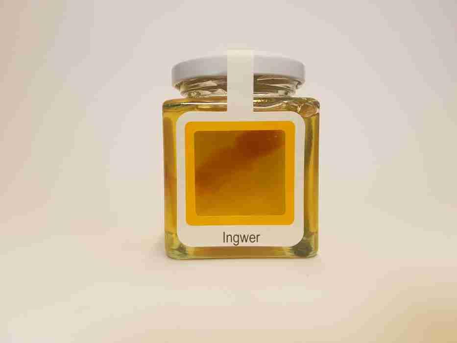 Ingwer im Honig