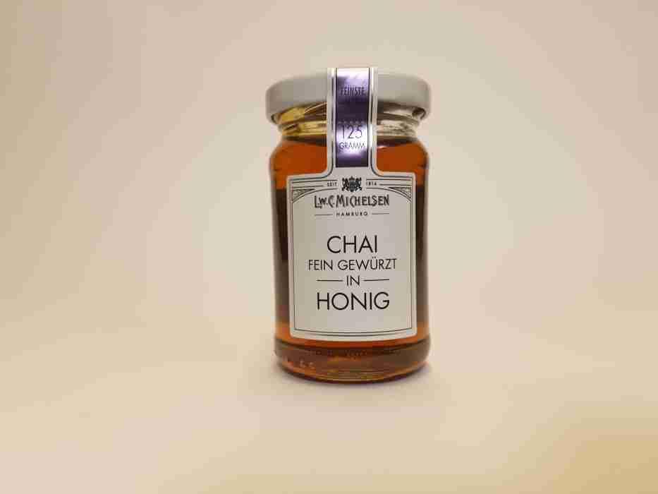 Chai in Honig