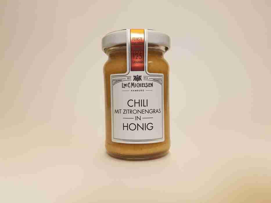 Chili in Honig