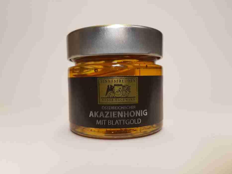Akazie mit Blattgold