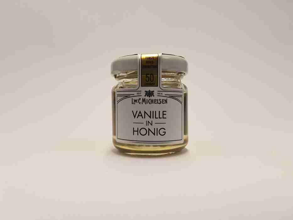 Akazienhonig mit Vanille