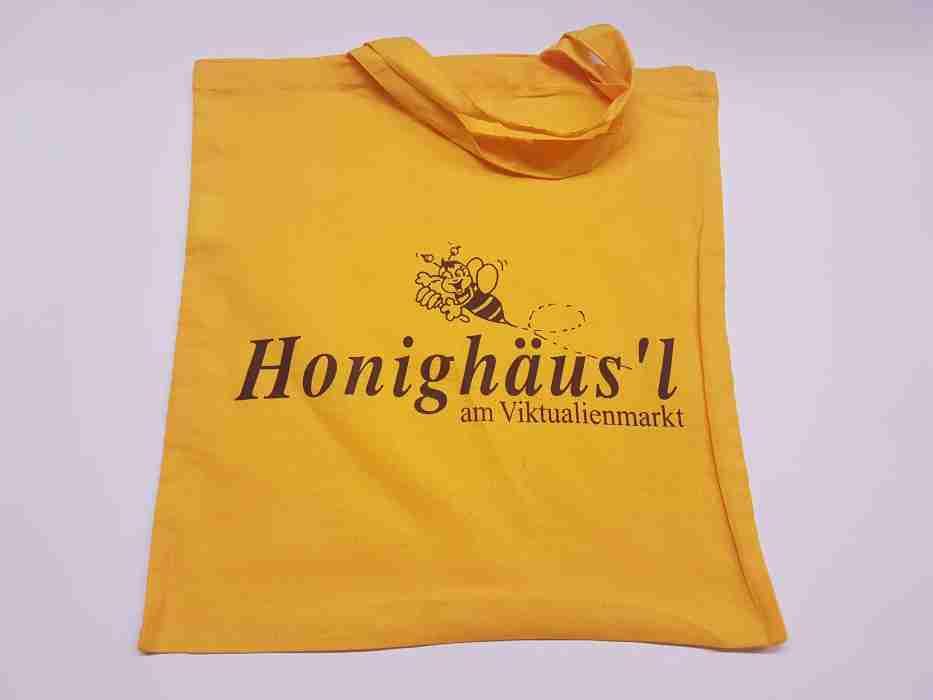 Honighäusl Tasche gelb