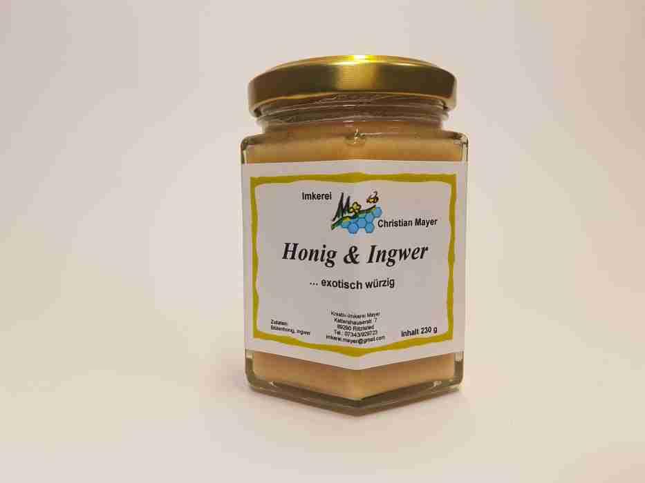 Honig & Ingwer