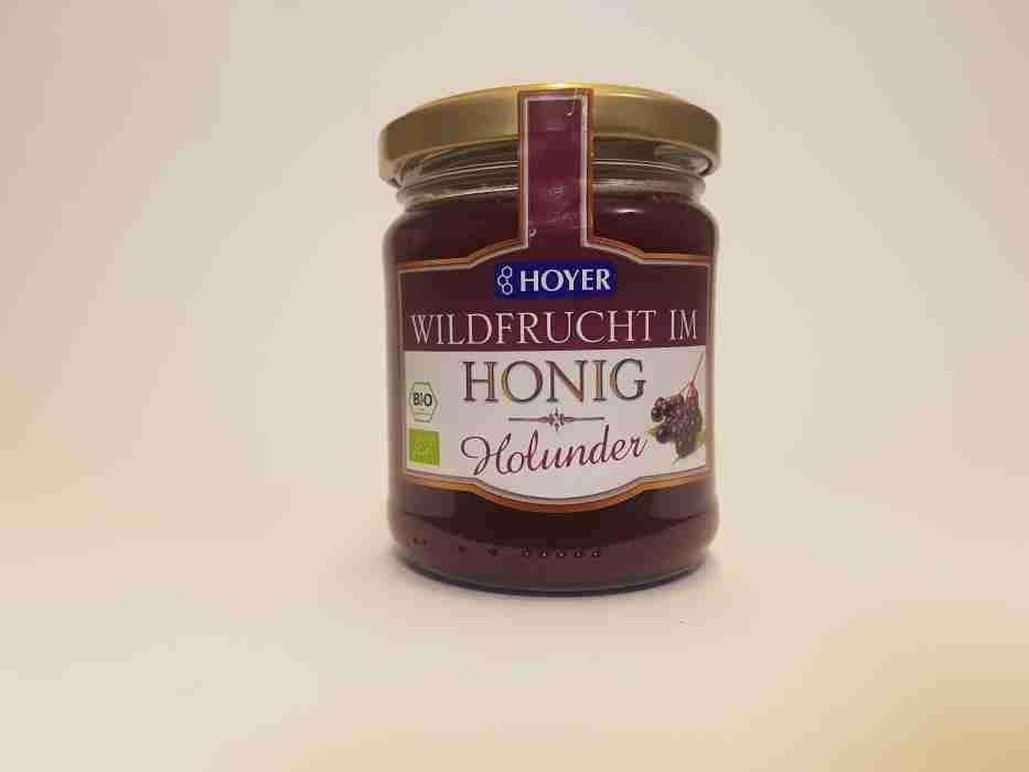 Holunder im Honig