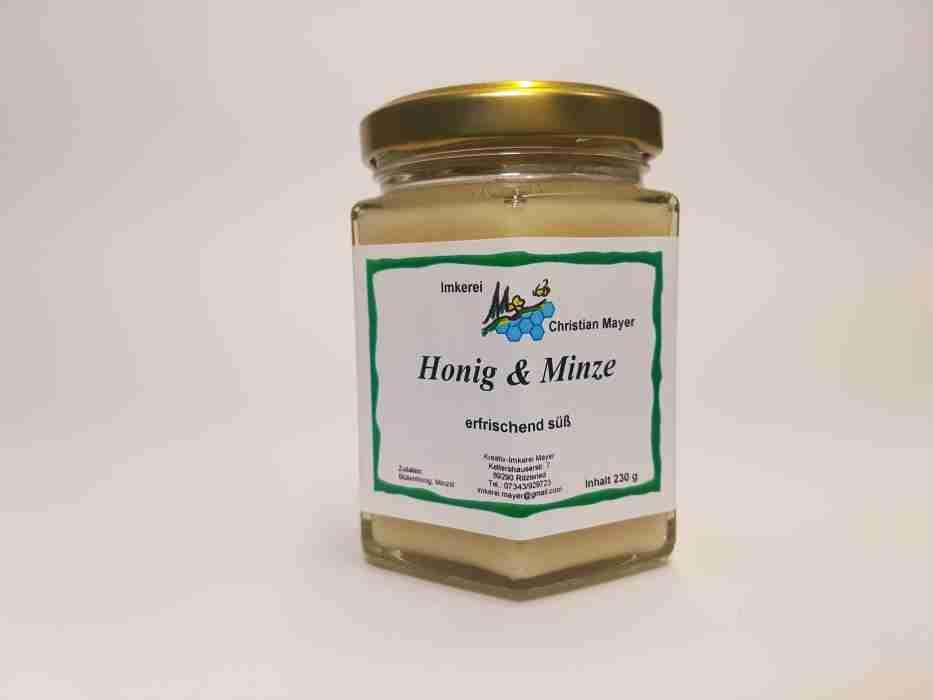 Honig & Minze